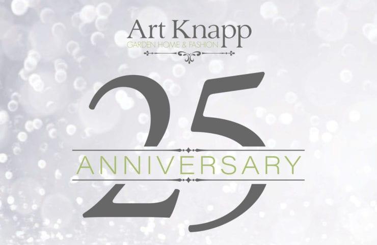 Art Knapp 25th Anniversary
